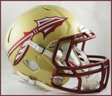 Florida State Seminoles Speed Mini Helmet by Riddell
