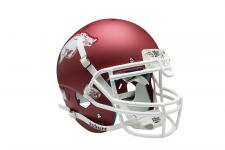 Arkansas Football Helmet