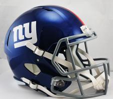 NY Giants Replica Speed Helmet