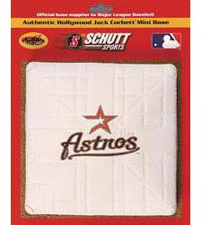 Houston Astros Official MLB Mini Base by Schutt Image