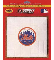 New York Mets Official MLB Mini Base by Schutt
