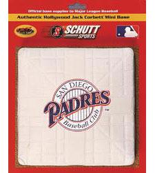 San Diego Padres Official MLB Mini Base by Schutt