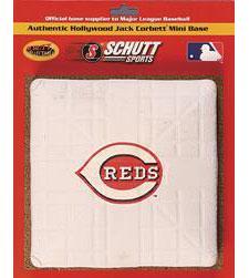 Cincinnati Reds Official MLB Mini Base by Schutt Image