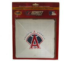 Los Angeles Angels of Anaheim Official MLB Mini Base by Schutt Image