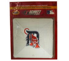 Detroit Tigers Official MLB Mini Base by Schutt Image