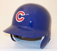 Chicago Cubs DBL Flaps Standard MLB Batting Helmet by Rawlings Image