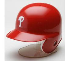 Philadelphia Phillies Official MLB Mini Batting Helmet by Riddell
