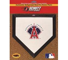 Anaheim Angels Mini Home Plates by Schutt Image