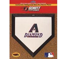 Arizona Diamondbacks Mini Home Plates by Schutt Image