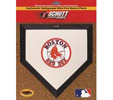 Boston Red Sox Mini Home Plates