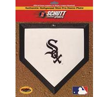 Chicago White Sox Mini Home Plates by Schutt Image