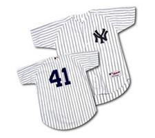 Randy Johnson New York Yankees Baseball Jersey by Majestic