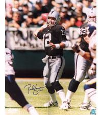 Rich Gannon Oakland Raiders 16x20 #1064 Autographed Photo Image