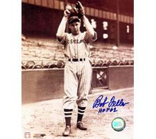 Bob Feller Indians 8x10 #248 Autographed Photo