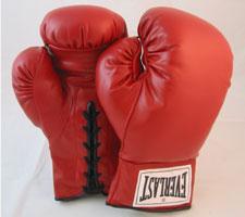 Everlast Boxing Gloves for Autographs