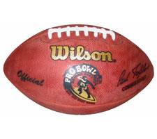 Pro Bowl 2001 Official Football by Wilson