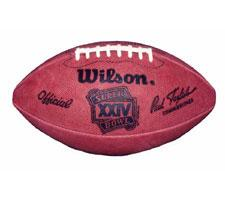 Super Bowl 24 Football Official Game Model by Wilson