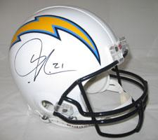 LaDainian Tomlinson San Diego Chargers Pro Line Helmet by Riddell