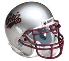 Montana Grizzlies Full Size Authentic Helmet by Schutt Image