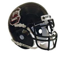 South Carolina Gamecocks Full Size Authentic Helmet by Schutt Image