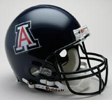 Arizona Wildcats College Pro Line Helmet by Riddell