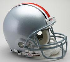 Ohio State Buckeyes College Pro Line Helmet by Riddell