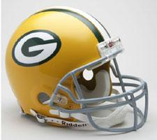 Green Bay Packers Throwback Helmet 30211