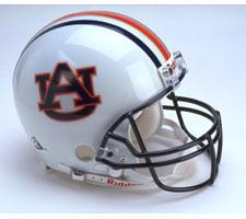Auburn Tigers College Pro Line Helmet by Riddell - Login for SALE Price Image