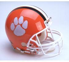 Clemson Tigers College Pro Line Helmet by Riddell - Login for SALE Price Image