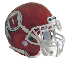 Utah Football Helmet