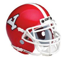 Youngstown State Penguins Full Size Authentic Helmet by Schutt Image