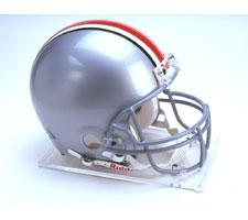 Ohio State Buckeyes College Deluxe Replica Full Size Helmet by Riddell