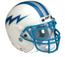 Air Force Falcons Replica Full Size Helmet by Schutt Image