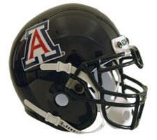 Arizona Wildcats Replica Full Size Helmet by Schutt