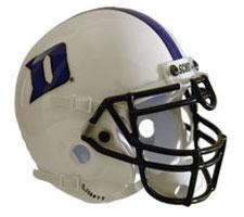 Duke Blue Devils Replica Full Size Helmet by Schutt Image