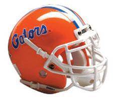 Florida Gators Replica Full Size Helmet by Schutt Image