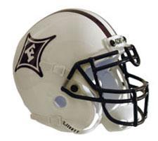 Furman Paladins Replica Full Size Helmet by Schutt Image