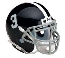 Georgia Southern Eagles Replica Full Size Helmet by Schutt Image