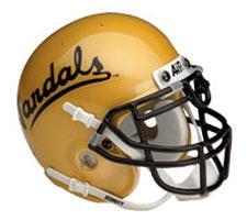 Idaho Vandals Replica Full Size Helmet by Schutt Image