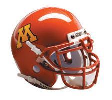 Minnesota Golden Gophers Replica Full Size Helmet by Schutt Image