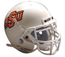 Oklahoma State Cowboys Replica Full Size Helmet by Schutt Image