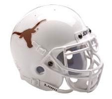 Texas Longhorns Replica Full Size Helmet