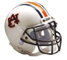 Auburn Tigers Replica Full Size Helmet by Schutt Image