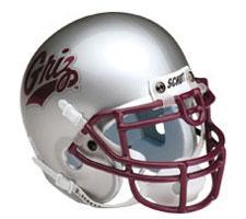 Montana Grizzlies Replica Full Size Helmet by Schutt Image