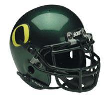 Oregon Ducks Replica Full Size Helmet by Schutt Image