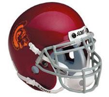 USC Trojans Replica Full Size Helmet by Schutt