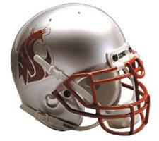 Washington State Cougars Replica Full Size Helmet by Schutt Image