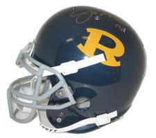 Joe Montana Autographed Ringgold High School Helmet by Schutt