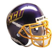 East Carolina Pirates Replica Full Size Helmet by Schutt Image