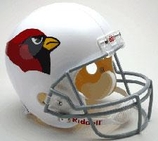 Arizona Cardinals Helmet 1960-04 Throwback Deluxe Replica Full Size by Riddell